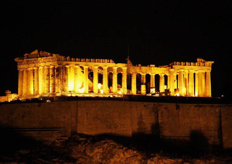 athens biblical tours